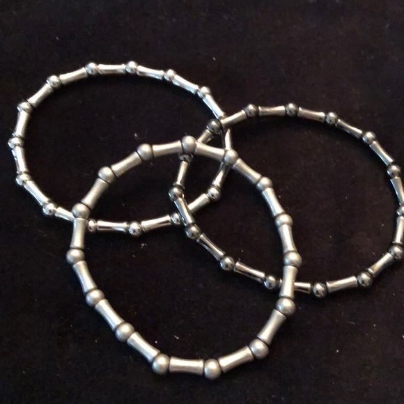 Jewelry - Set of Silver Bracelets